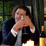 CLIVE BOZZARD-HILL PHOTOGRAPHY, LONDON-marco pierre white-fireside christmas-resturant christmas