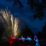 CLIVE BOZZARD-HILL PHOTOGRAPHY, LONDON-lensbury-lensbury ball-fireworks