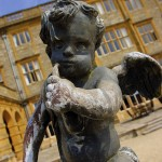 CLIVE BOZZARD-HILL PHOTOGRAPHY, LONDON-eynsham hall-little cherub-hotel