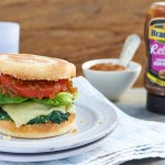 CLIVE BOZZARD-HILL PHOTOGRAPHY, LONDON-street food-burger-branston relish