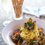 CLIVE BOZZARD-HILL PHOTOGRAPHY, LONDON-saefood pasta-gatwick airport-jamie oliver